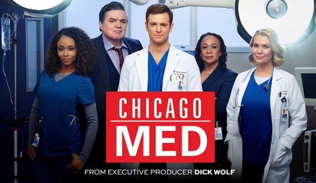 Chicago Med, 2. sezonuyla yola devam edecek