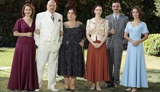 Aziz dizisinden Payidar ailesinin fotoğrafı paylaşıldı!
