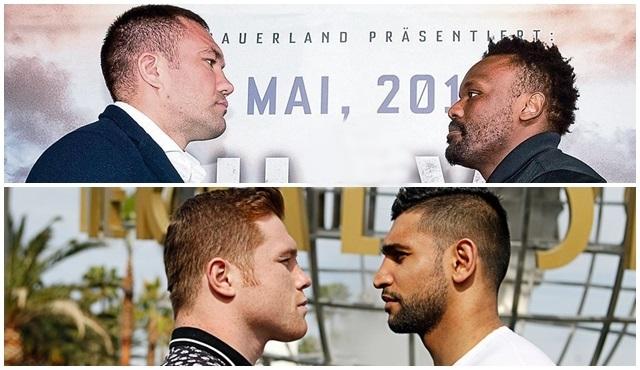 Almanya ve Amerika'da gerçekleştirilecek boks geceleri NTV Spor'da!