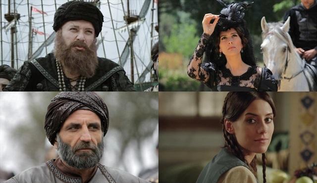 Muhteşem Yüzyıl | Kimler Geldi Kimler Geçti?