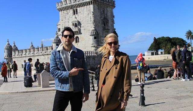 Burcu Esmersoy ile Dünya Avucunuzda bu defa Portekiz'de!