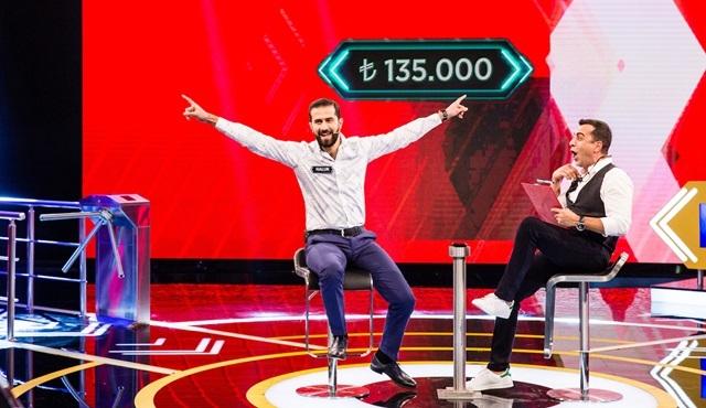 Sıradaki Gelsin'deki yarışmacı 61 saniyede 135 Bin Lira kazandı!