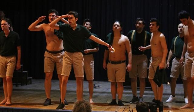 Sineklerin Tanrısı tiyatro uyarlamasıyla Türkiye'de sahnelenecek!