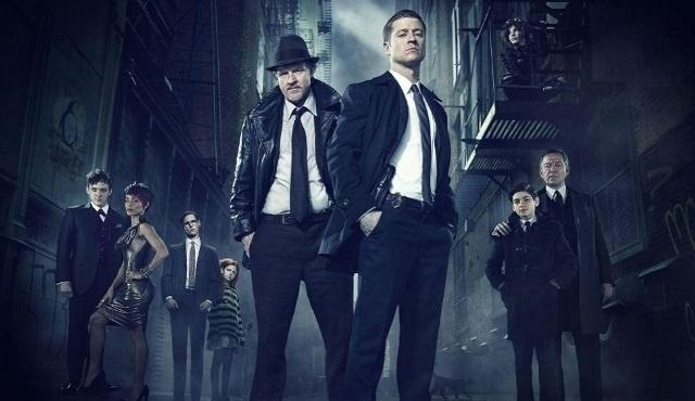 Batman'den önce de Gotham vardı!