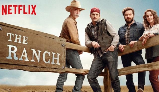 Ashton Kutcherlı Netflix dizisi The Ranch'in 2. sezon tarihi belli oldu!