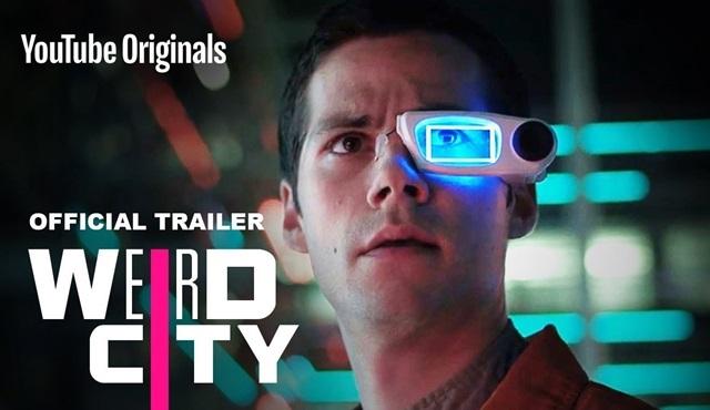 Youtube'un yeni dizisi Weird City'nin tanıtımı yayınlandı