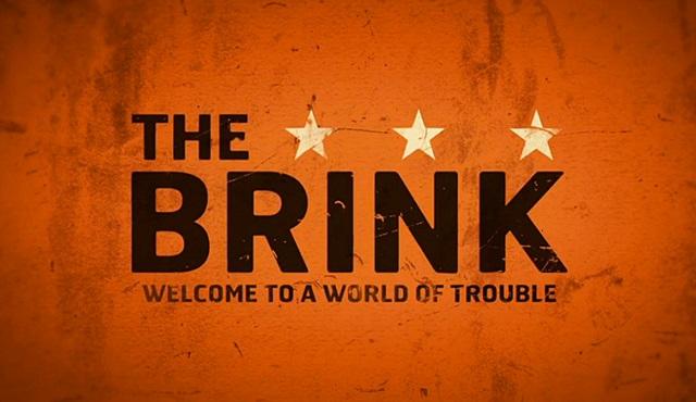 The Brink: İğne atsan boşa düşmez bir kara komedi!