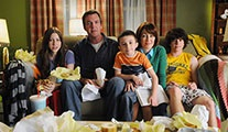 The Middle, 7. sezonuyla Dizimax Comedy
