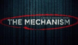 Netflix'in yeni Brezilya dizisi The Mechanism'ın resimi tanıtımı yayınlandı