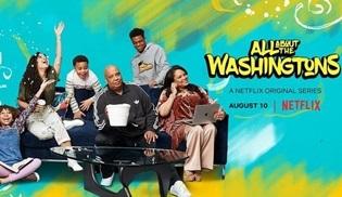Netflix, All About the Washingtons dizisini iptal etti