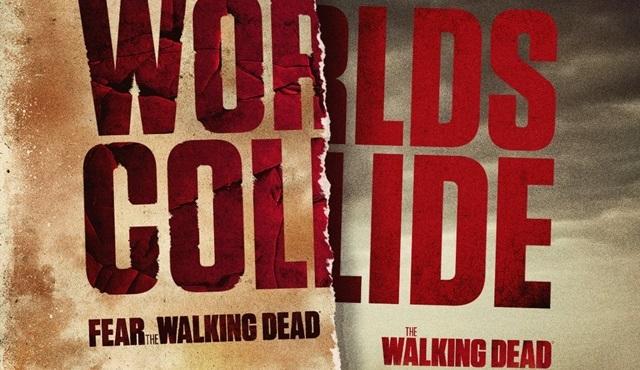 The Walking Dead ve Fear the Walking Dead bir araya geliyor!