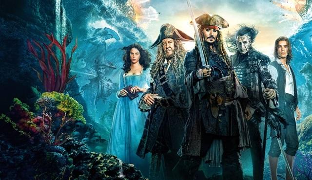 Karayip Korsanları: Salazar'ın İntikamı filmi Tv'de ilk kez atv'de ekrana gelecek!