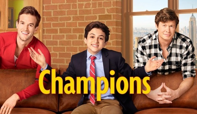 NBC, Champions dizisini iptal etti