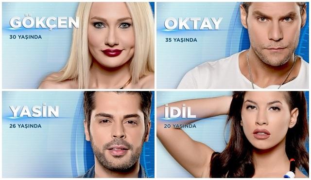 Big Brother Türkiye'de 3. haftanın eleme listesi belli oldu!