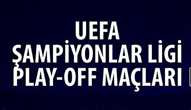 UEFA Şampiyonlar Ligi Play-Off Turu ilk maçları Exxen'de ekrana gelecek!