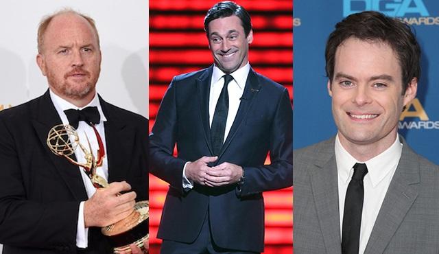 Emmy Ödülleri'nde Komedi Dizisinde En İyi Misafir Erkek Oyuncu adaylarını tanıyalım