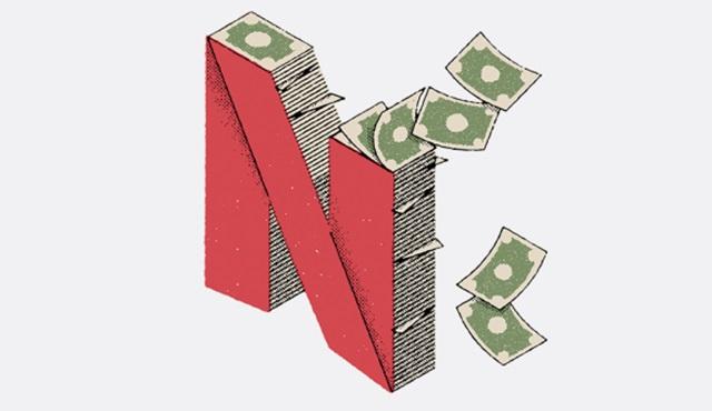 Netflix, yatırım ve alımlar için 1 milyar dolar borçlanmaya gidiyor