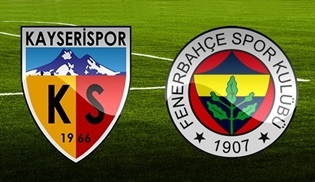 Kupa'da çeyrek final zamanı: Kayserispor - Fenerbahçe maçı ATV'de!