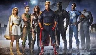The Boys'un 2. sezonunun tanıtımı ve posteri yayınlandı