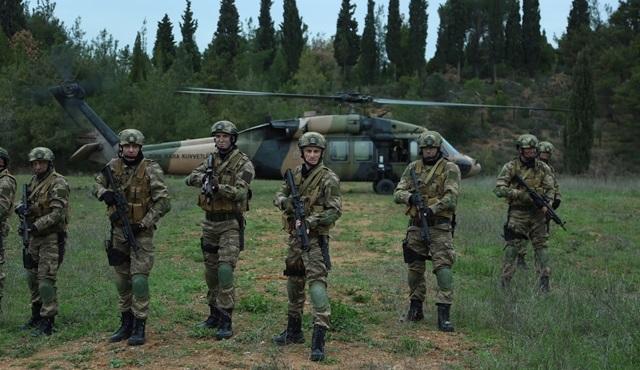 Söz dizisinde Türkiye'de ilk defa TSK'nin bünyesinde yer alan Skorsky helikopter kullanılıyor!