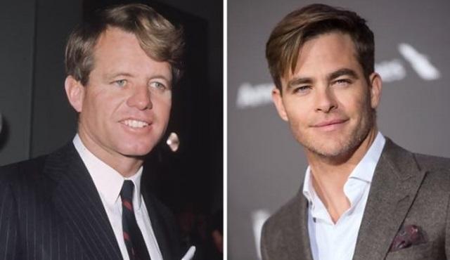 Chris Pine, Hulu'da yayınlanacak yeni bir dizide başrolde yer alacak
