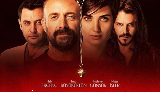 İstanbul Kırmızısı filmi Tv'de ilk kez Tv8'de ekrana gelecek!