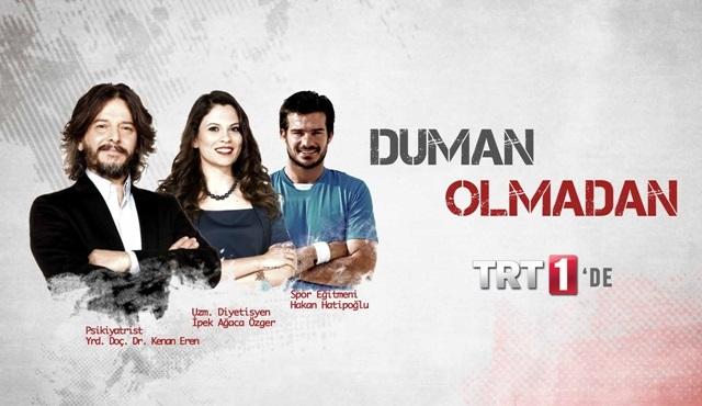 """Mehmet Müezzinoğlu'ndan """"Duman Olmadan"""" programına destek!"""