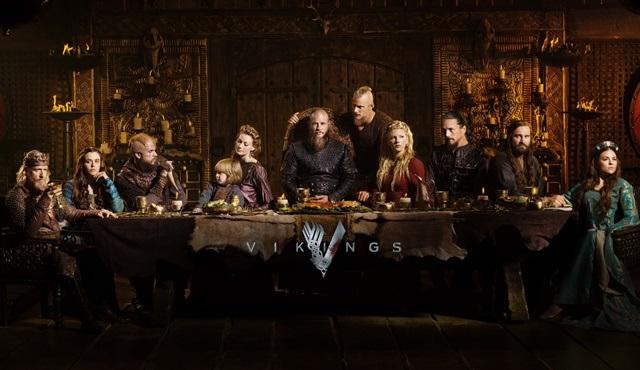 Vikings dizisi DMAX'te ekrana gelecek!