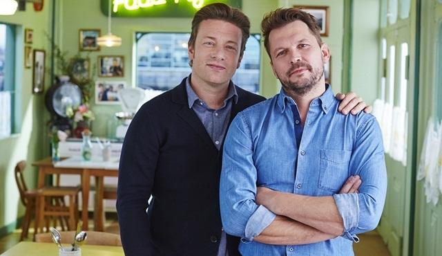 Jamie ve Jimmy ile Yemek Düellosu, 4. sezonuyla  24Kitchen'da!