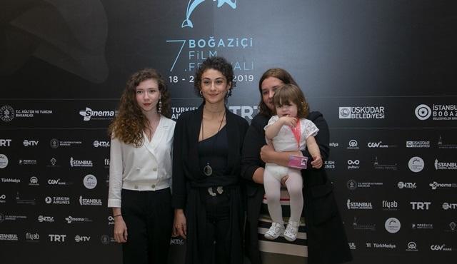 Bağlılık Aslı filmi 7. Boğaziçi Film Festivali'nde seyirciyle buluştu!