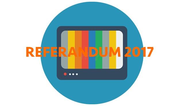 Televizyonda Referandum 2017 Rehberi: Kim, nerede, kaçta?