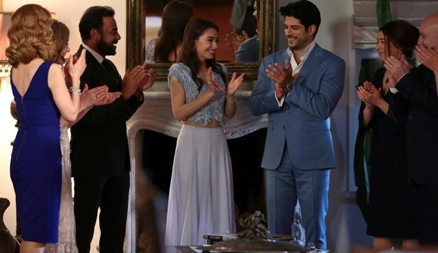 Kara Sevda'da Kemal ve Nihan evliliğe ilk adımı atıyor!