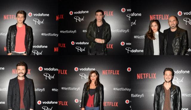 The Crown'ın özel gösterimi Vodafone Red ve Netflix işbirliğiyle gerçekleşti
