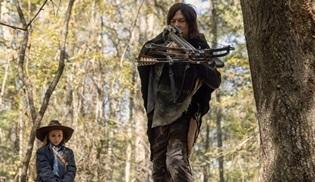 The Walking Dead'in ertelenen sezon finali 4 Ekim'de yayınlanacak