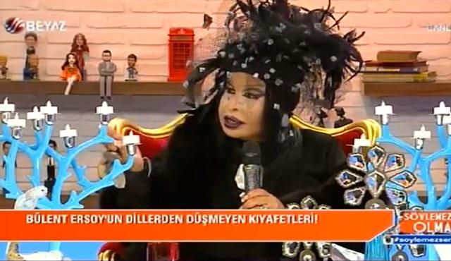 Bülent Ersoy, Söylemezsem Olmaz'a katıldı!