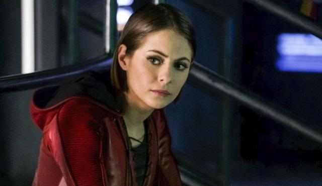 Willa Holland, Arrow'un final sezonu için geri dönüyor