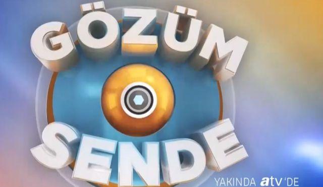 ATV'den yepyeni bir yarışma programı: Gözüm Sende!
