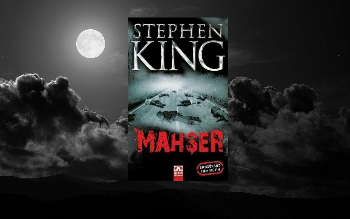 Stephen King'in Mahşer romanı dizi oluyor!