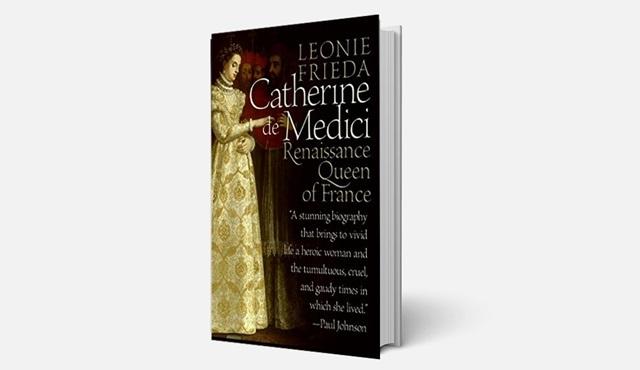 Catherine de Medici'nin hayatı dizi oluyor: The Serpent Queen