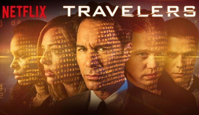 Netflix Travelers dizisini iptal etti