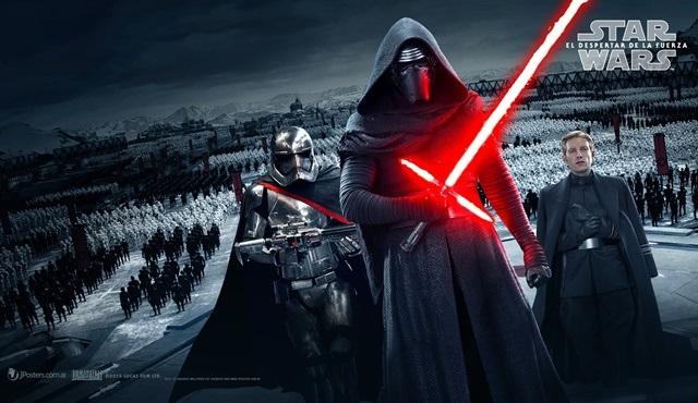 Star Wars: Güç Uyanıyor filmi Tv'de ilk kez atv'de ekrana gelecek!