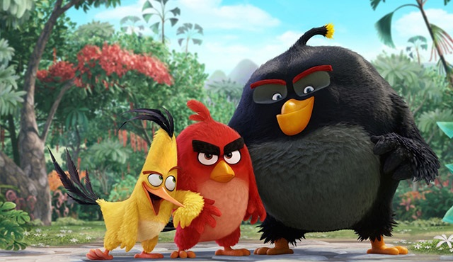 The Angry Birds Movie, DZDY uygulamasında!