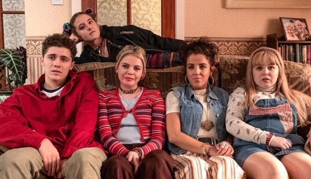 Derry Girls dizisi 3. sezonuyla final yapacak