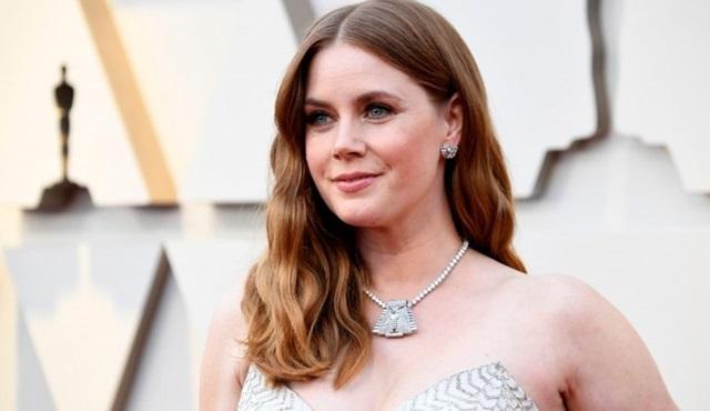 Amy Adams, Netflix'in Kings of America dizisinin kadrosunda