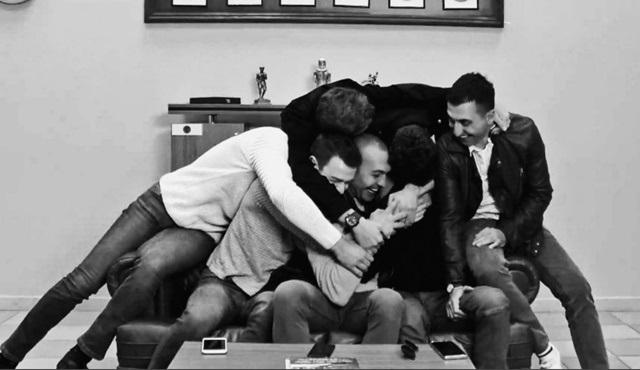 Söz ekibi Mustafa Yıldıran'a veda etti!