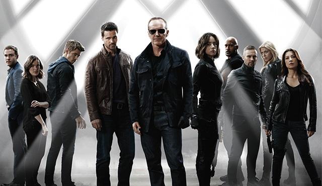 Agents of SHIELD'ın 3. sezonu Dizimax Sci-Fi'da devam ediyor