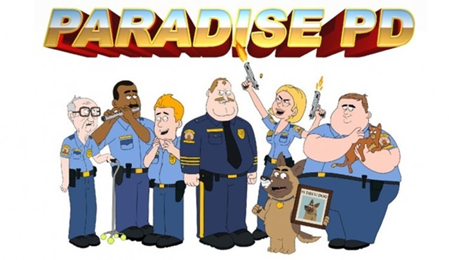 Netflix'ten yeni bir animasyon dizi geliyor: Paradise P.D.