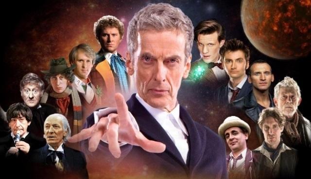 Doctor Who: Bütün Doktorları takdimimizdir!