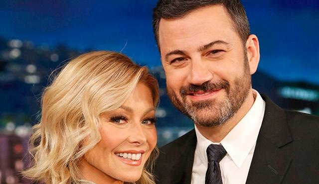 Jimmy Kimmel, Live programının konuk sunucusu olacak