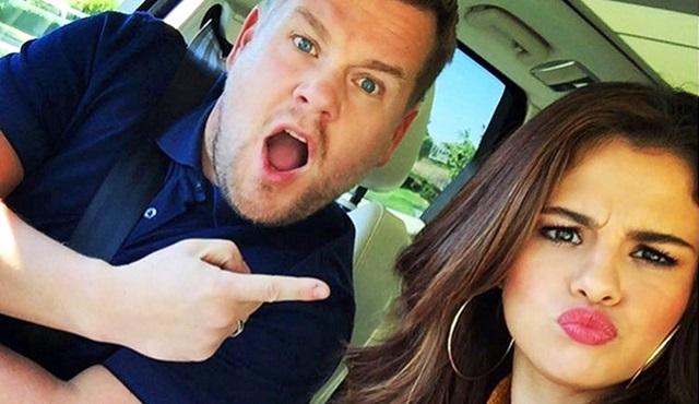 Carpool Karaoke, Selena Gomez'i ağırladı